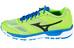 Mizuno Synchro MX Løbesko Herrer grøn/blå